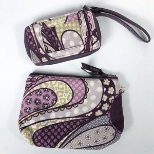 Thirty-one 31 Timeless Wallet & Mini Zip pouch